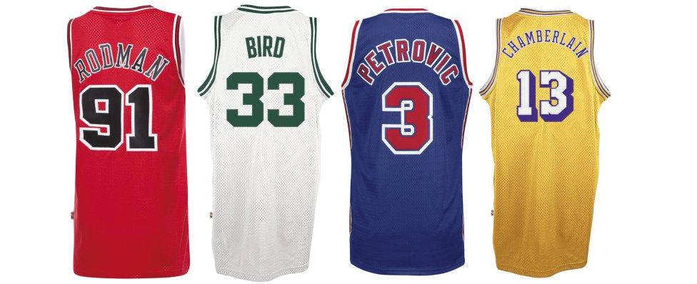 f3855604b8 Colección de camisetas de leyenda de la NBA - AS.com