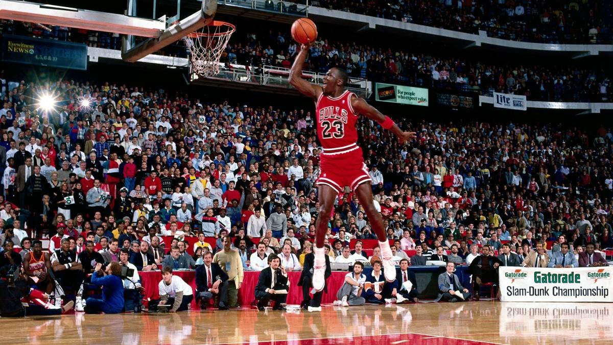 bota Habitat Célula somatica  Guía NBA 2016-17 | Michael Jordan, 'el mejor que hubo y el mejor que habrá'  - AS.com