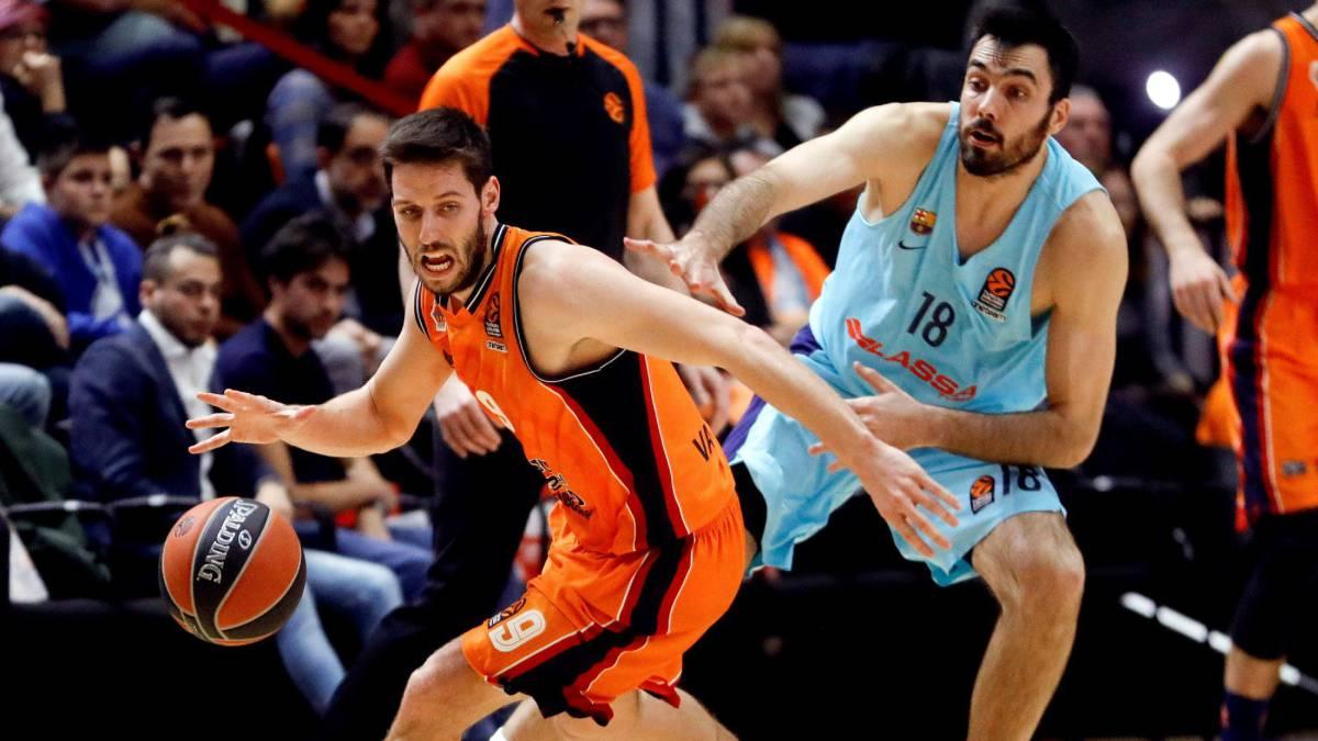 Valencia-Barcelona en directo online  Euroliga 2018 - AS.com b4ed380b7218e
