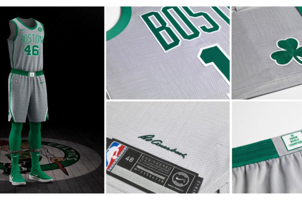 ¿Qué significa cada camiseta de las City Edition de la NBA  - AS.com 7557edc676a07