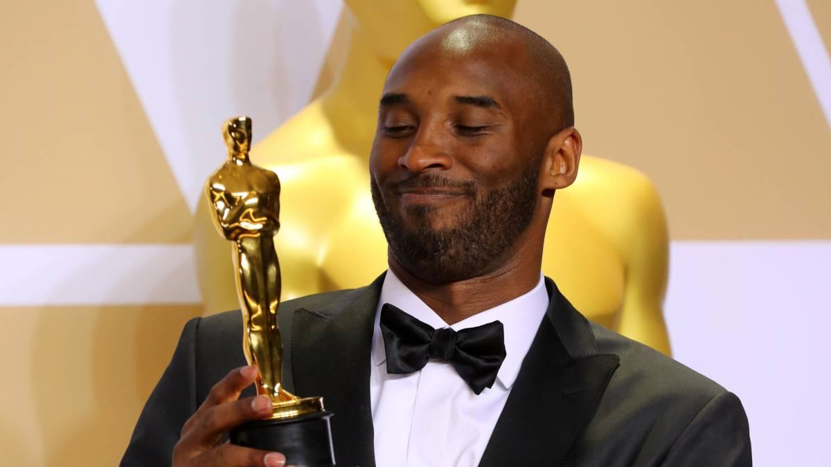 new styles fb663 aecc2 NBA   El mundo NBA felicita a Kobe Bryant por ganar un Oscar - AS.com
