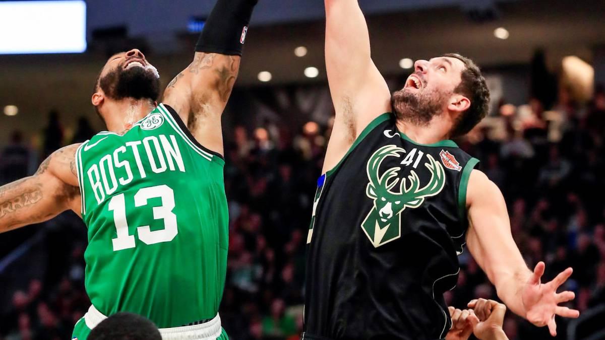 ed123035 Milwaukee gana a Boston en el debut de Mirotic con los Bucks - AS.com