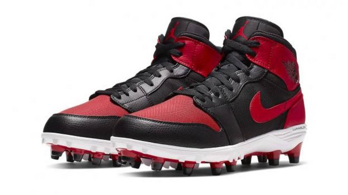 Escribe un reporte Sobriqueta Fácil de leer  Air Jordan lanza unas nuevas zapatillas para fútbol y NFL - AS.com