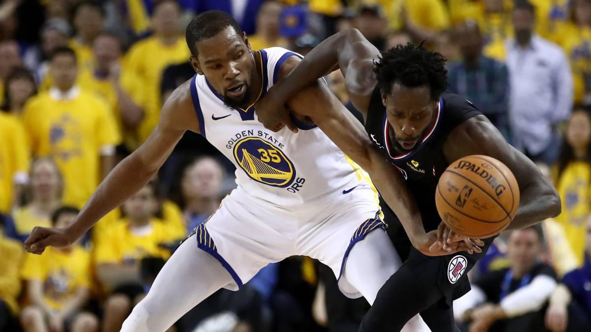 Image result for Los Clippers se resisten a ser eliminados y fuerzan sexto partido ante Warriors