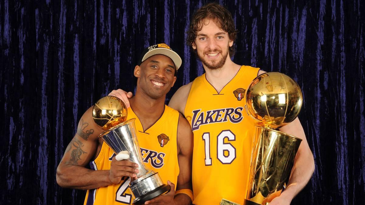 La anécdota de Kobe Bryant con Gasol que abrió los ojos a LeBron ...