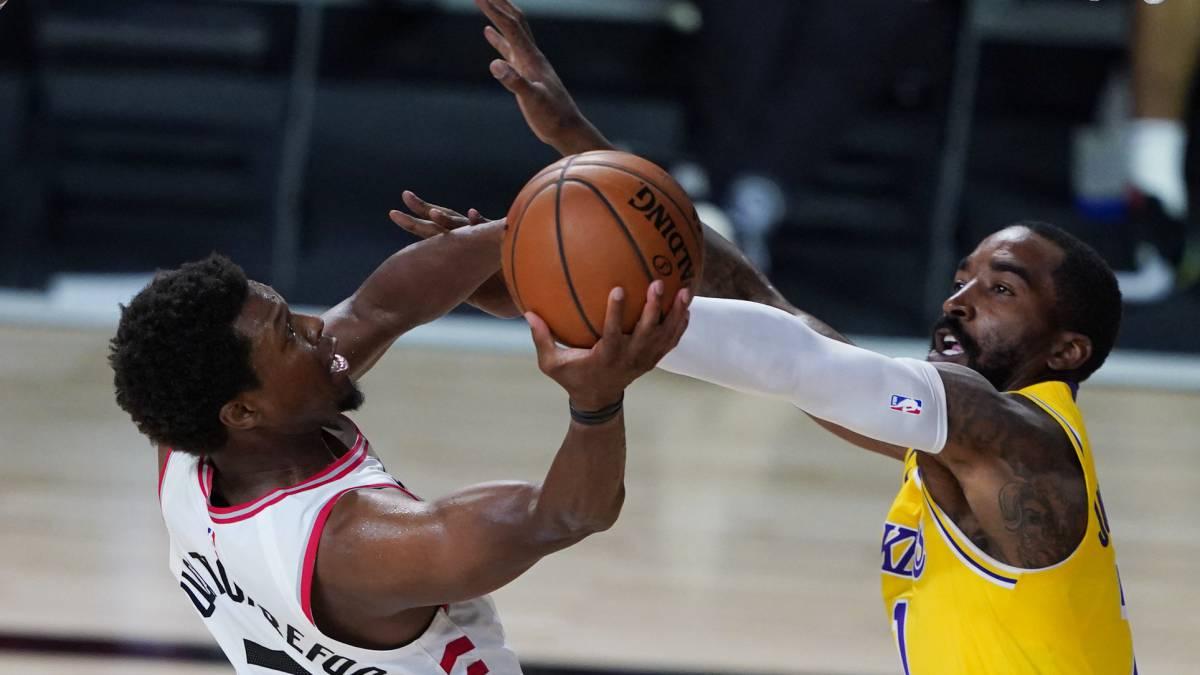 Resumen del Toronto Raptors vs L. A. Lakers de la NBA - AS.com