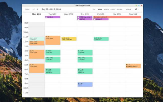 Calendario Per Pc.Como Ver El Calendario De Google En El Escritorio De Tu Pc
