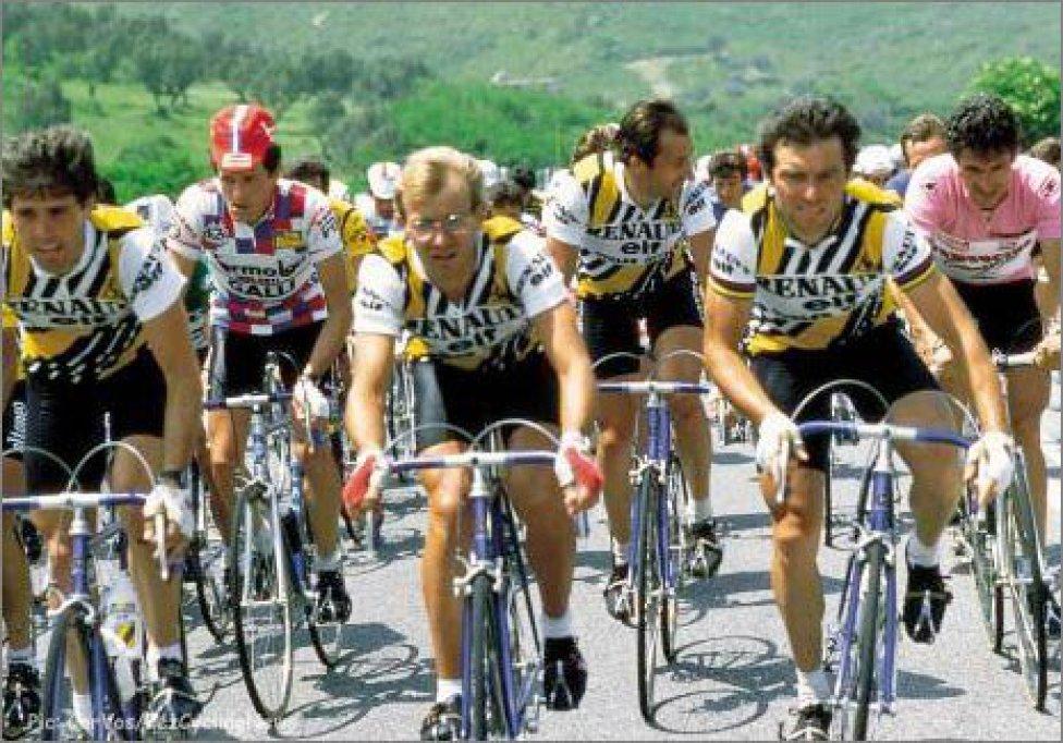 Ciclismo: Los 10 maillots más bonitos de la historia del ciclismo ...