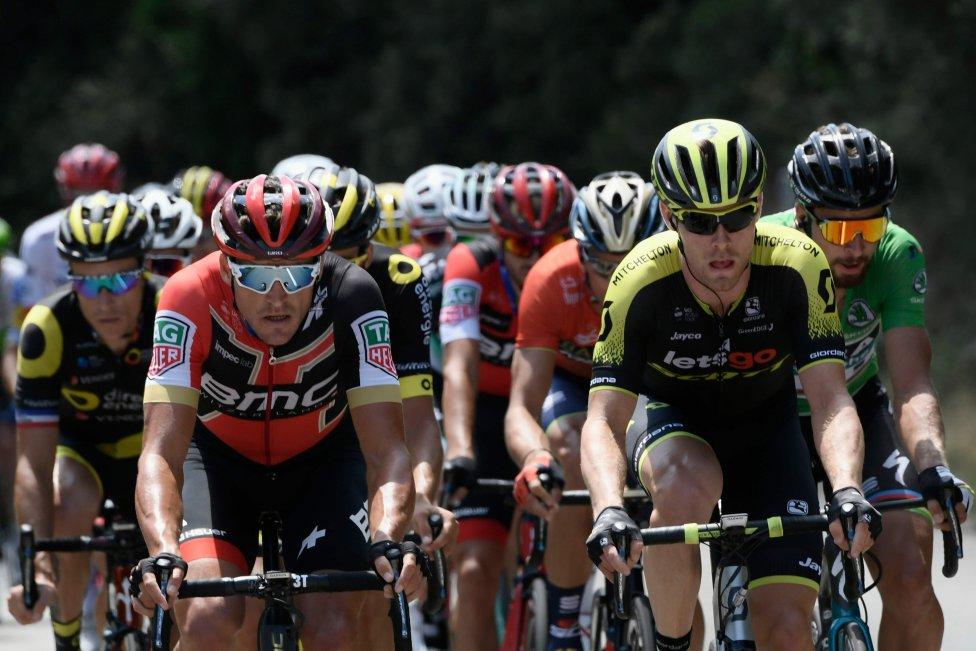 Las mejores imágenes de la victoria de Omar Fraile en el Tour - AS.com
