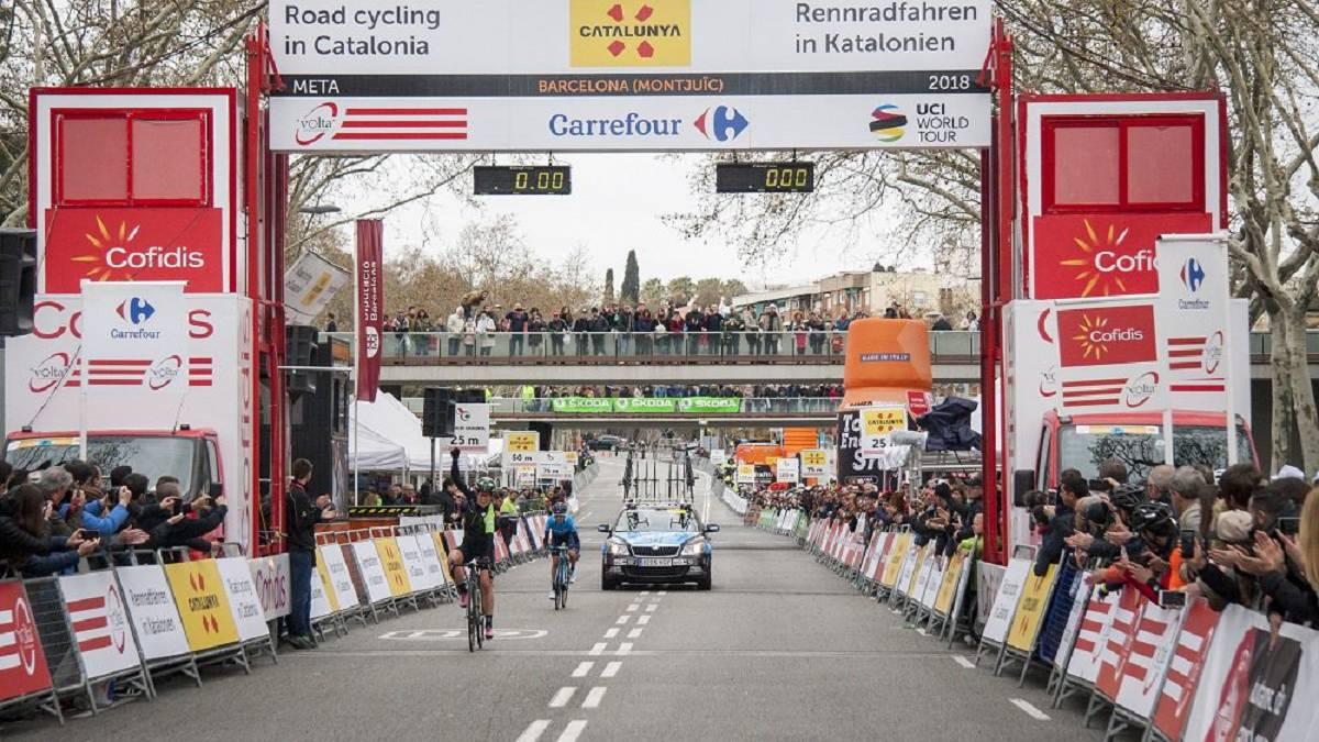 Ciclismo 2020 Calendario.Ciclismo La Revolta Aplazada Hasta 2020 Por