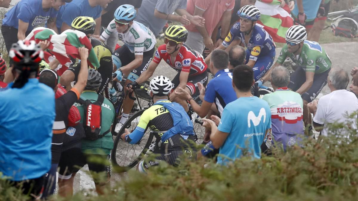 Andalucia Ciclismo Calendario.Vuelta A Andalucia Canal De Tv Horario Y Donde Ver Online