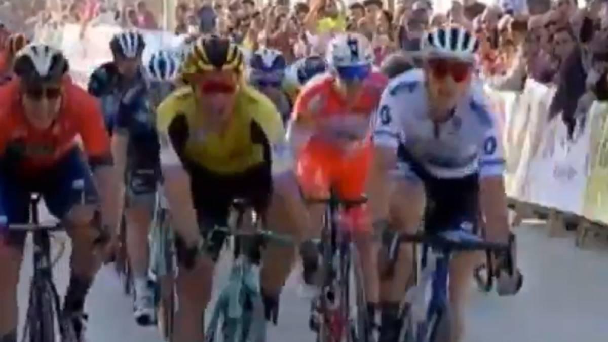 Andalucia Ciclismo Calendario.Ciclismo Resumen De La Vuelta A Andalucia 2ª Etapa