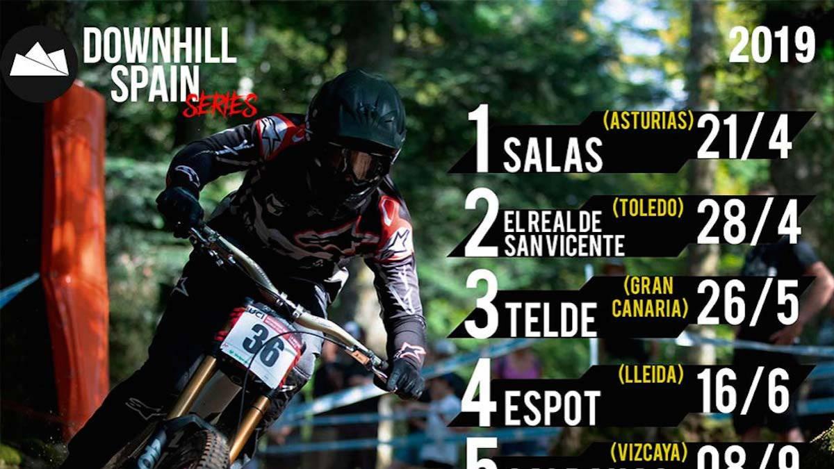Calendario Mtb.Mtb Downhill Spain Series Nace Un Nuevo Circuito De Dh En