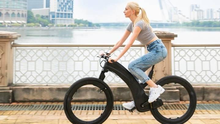 opiniones bicicleta electrica decathlon
