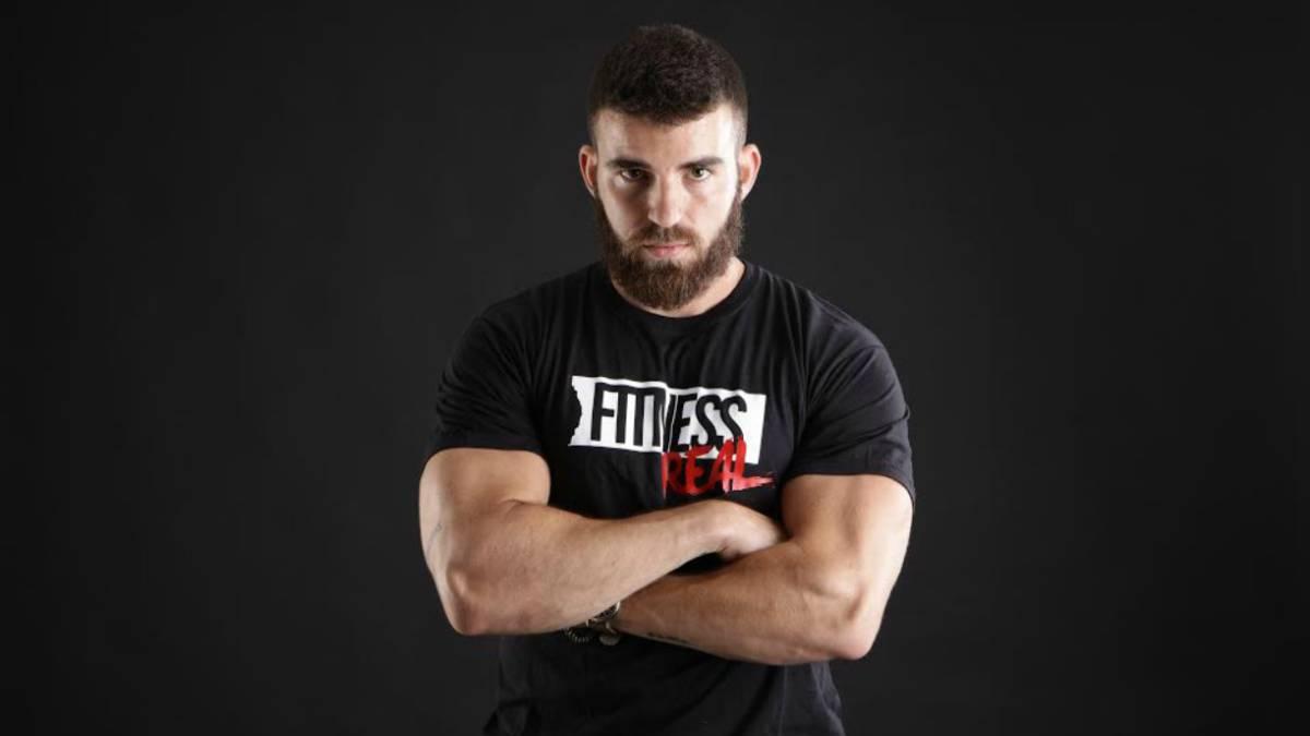 Víctor Reyes, FitnessReal