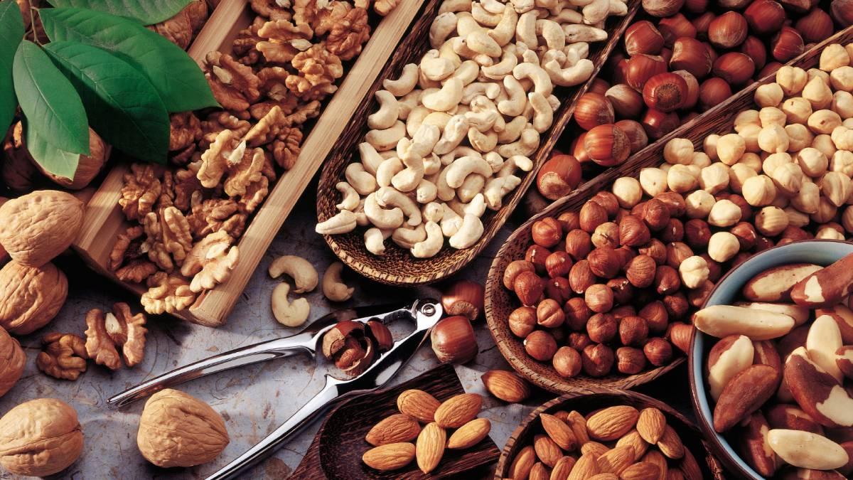 frutos secos para deportistas