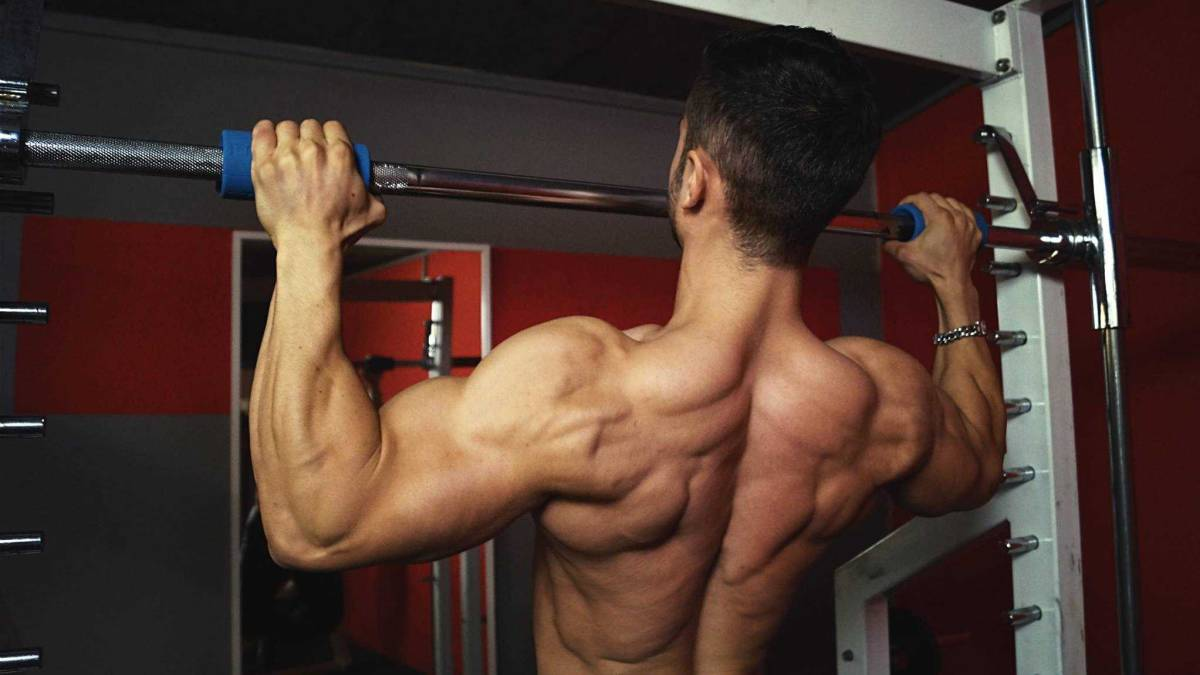 ejercicios caseros para aumentar espalda