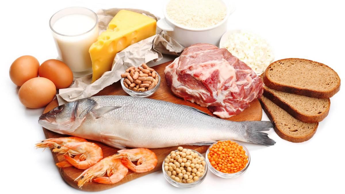 lo que un atleta debería comer en un día