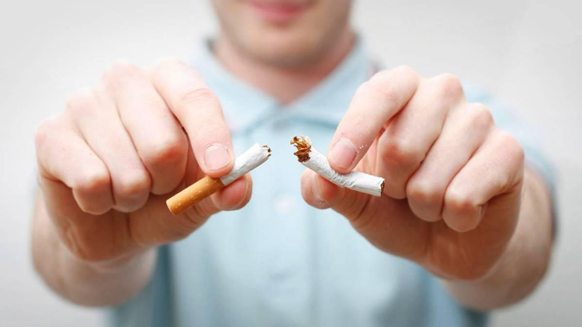 recuperarse despues de dejar de fumar
