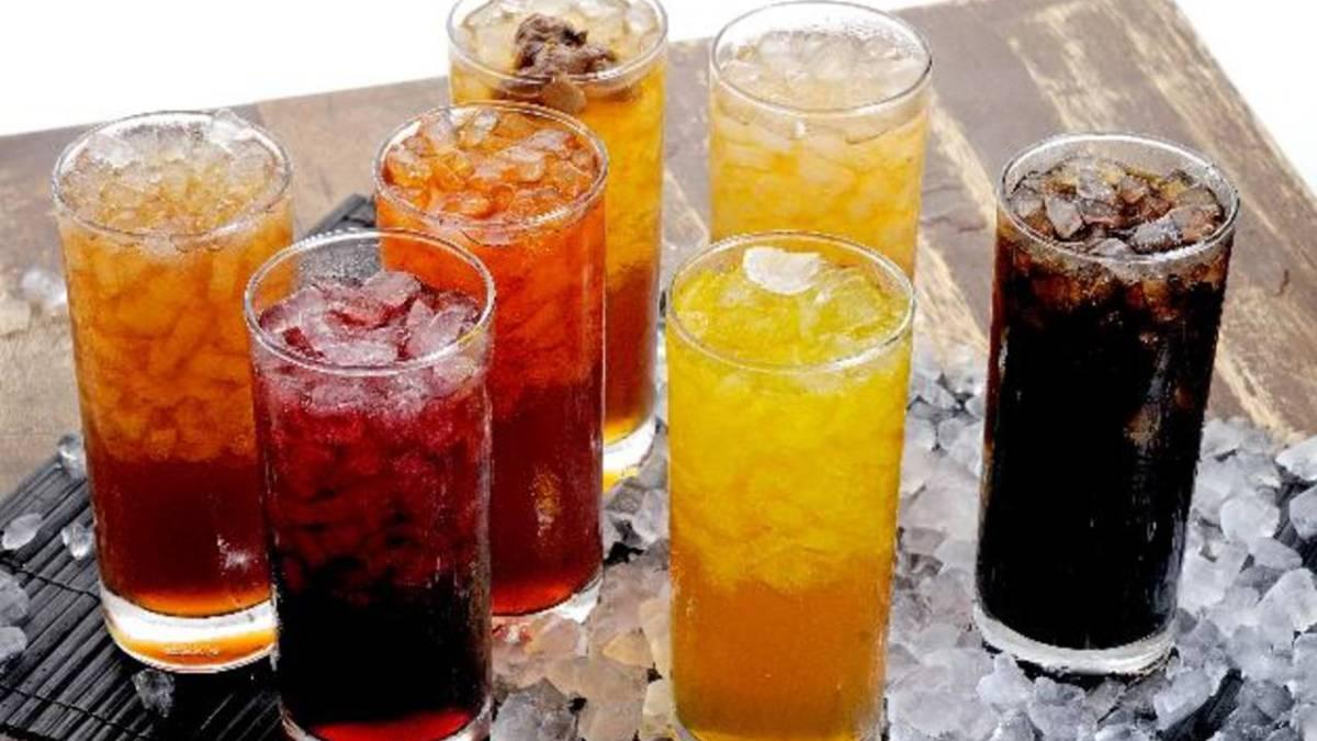 refrescos que conducen a la obesidad y la diabetes