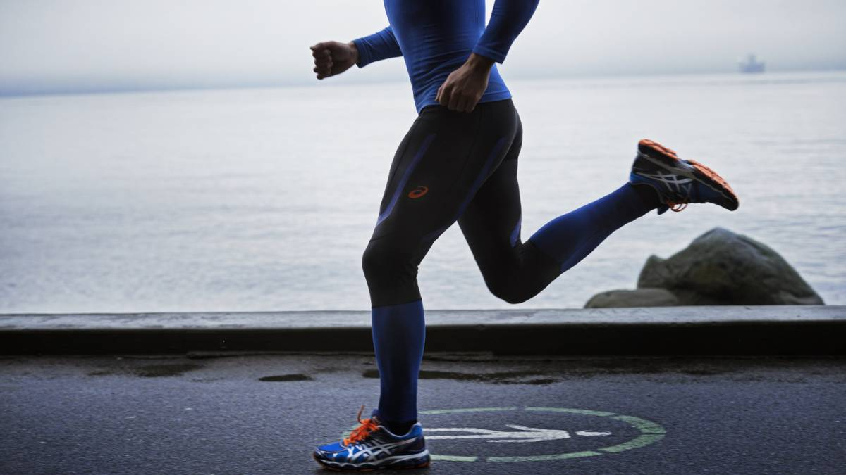 como no perder musculo corriendo