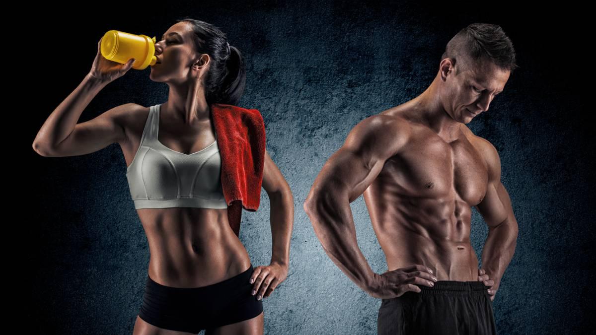 suplementos para ganar musculo sin grasa