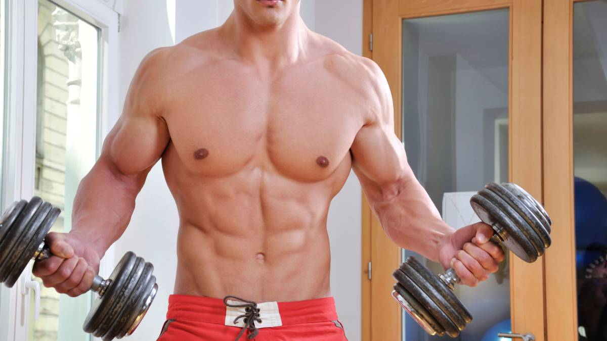 Como ganar masa muscular en poco tiempo naturalmente