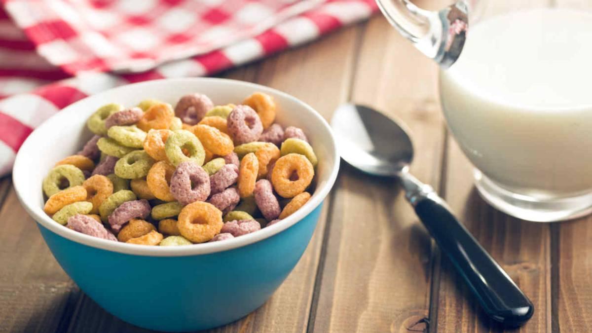 Comidas saludables para desayunar