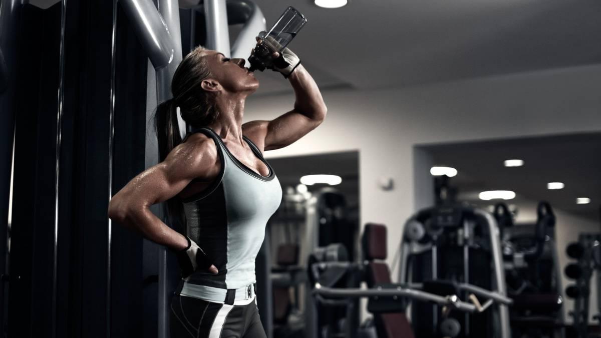 Suplementos gym bajar de peso