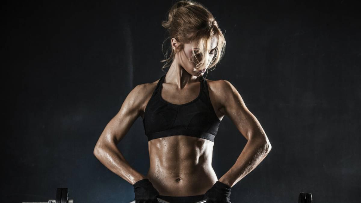 Dieta gimnasio mujer tonificar