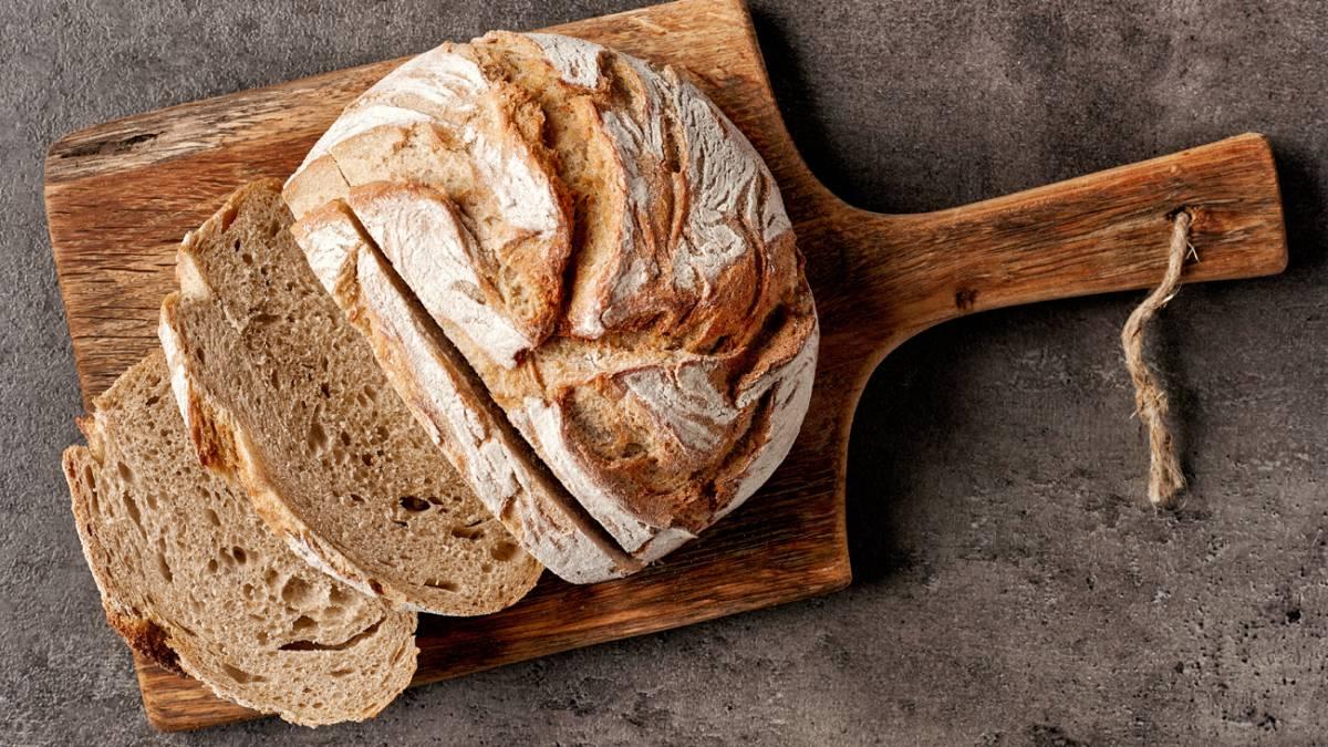los palitos de pan integrales engordan