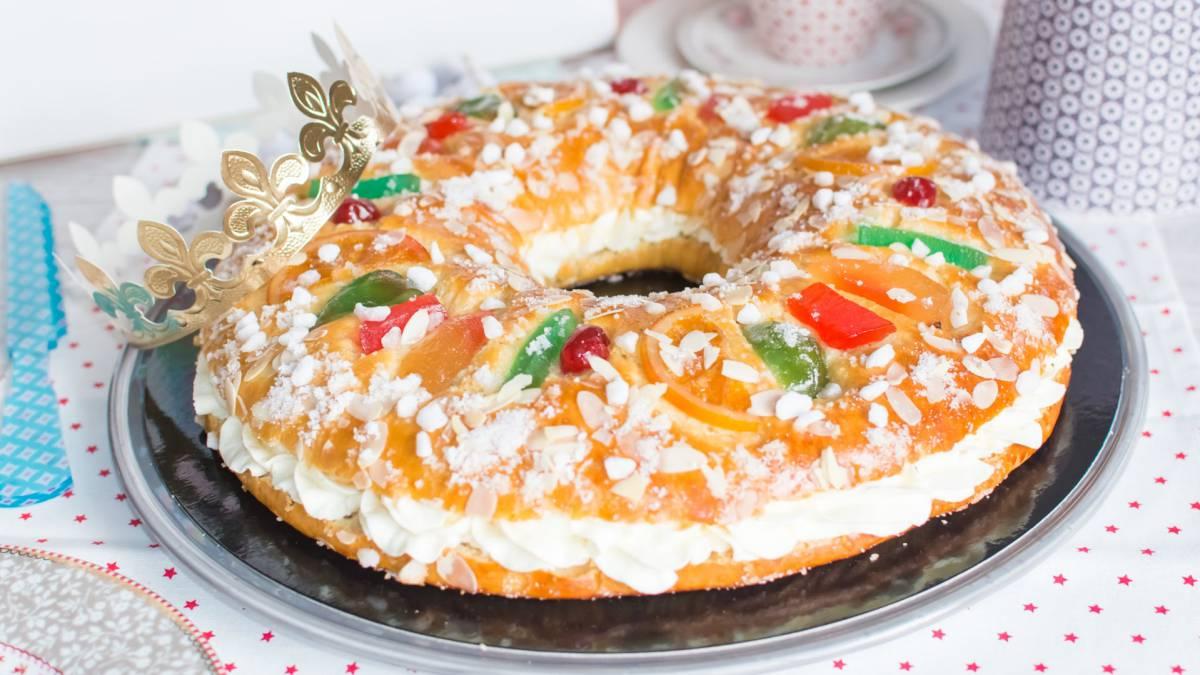 100 Gramos De Roscón De Reyes Tienen 378 Calorías As Com