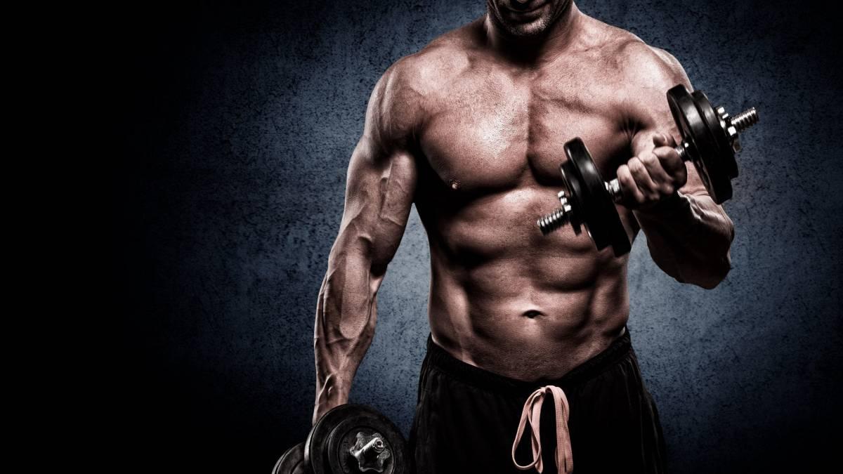Gym 6 para hombres dias rutina de