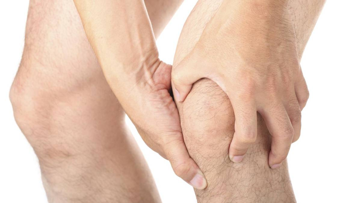 Sacar liquido de la rodilla nombre medico