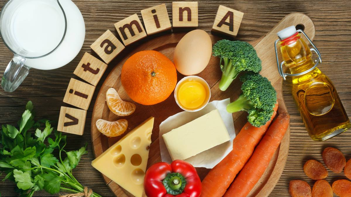 Resultado de imagen para Vitamina A