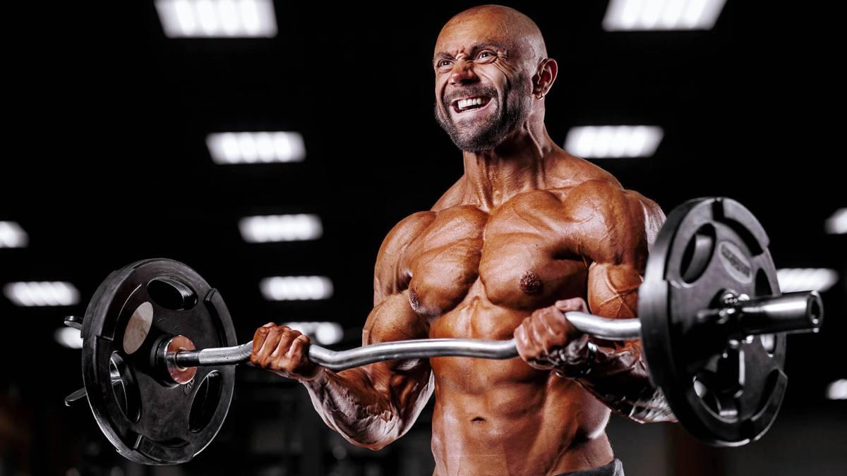 Tablas de gym para aumentar volumen