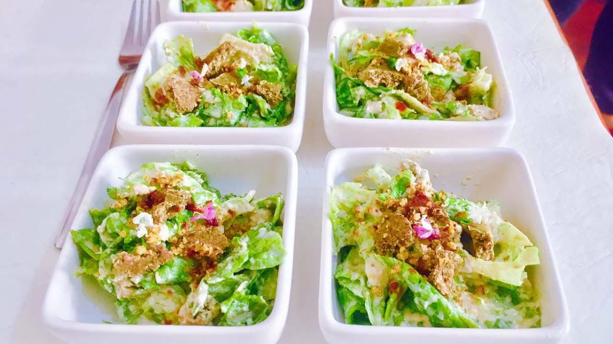 Recetas de ensaladas variadas para dietas
