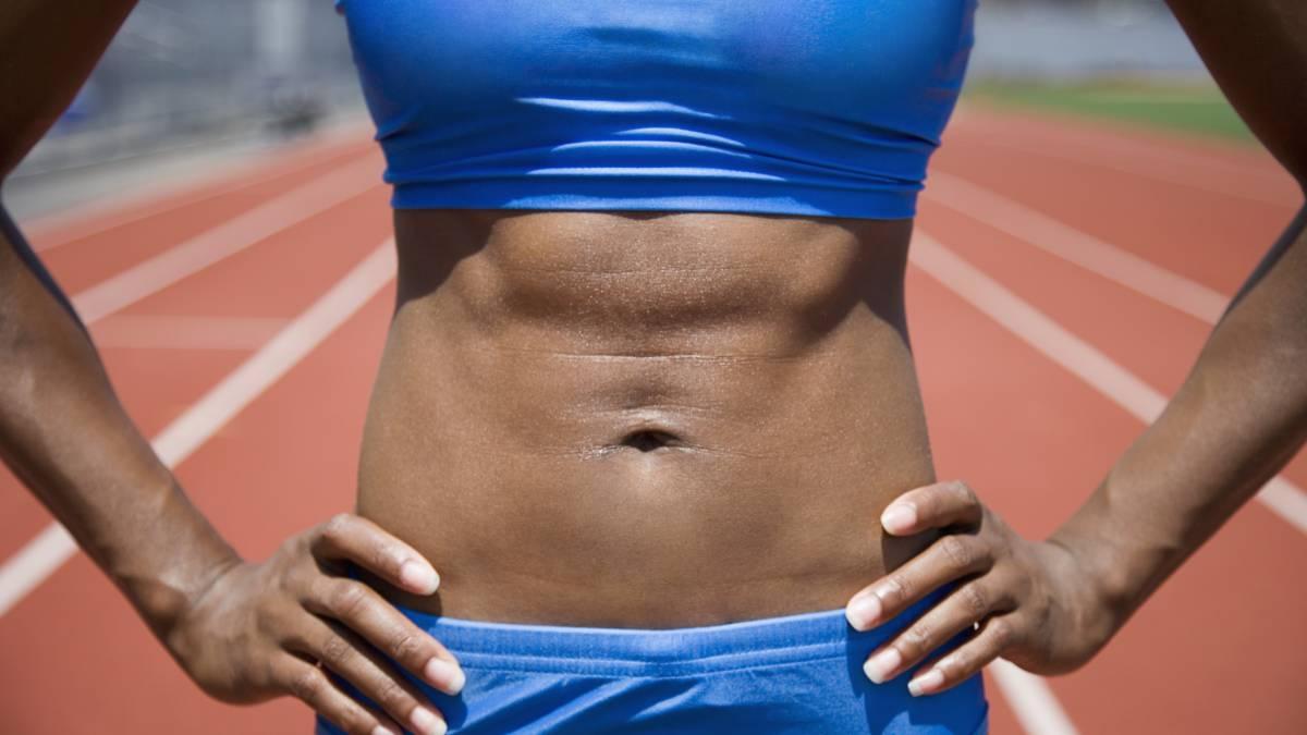 dieta para tener abdomen plano