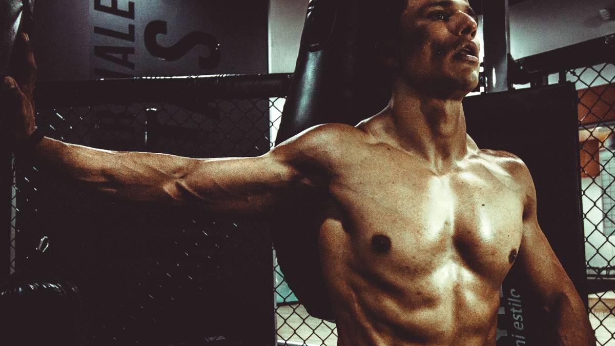 Rutina de gym para hombres 6 dias