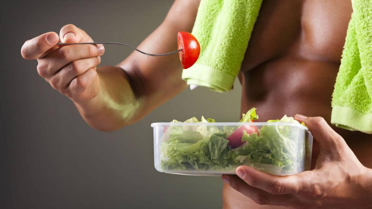 hacer dieta qué comer por la noche