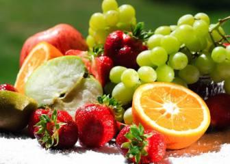 Frutas para dieta keto