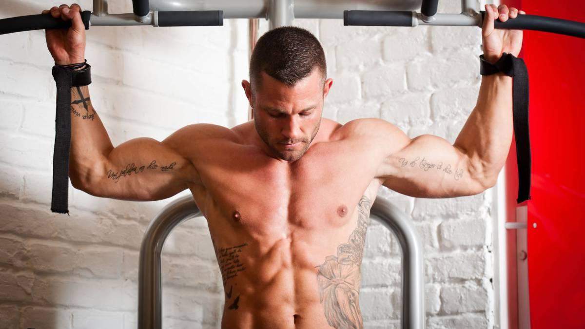 dieta para perder grasa y ganar musculo hombre