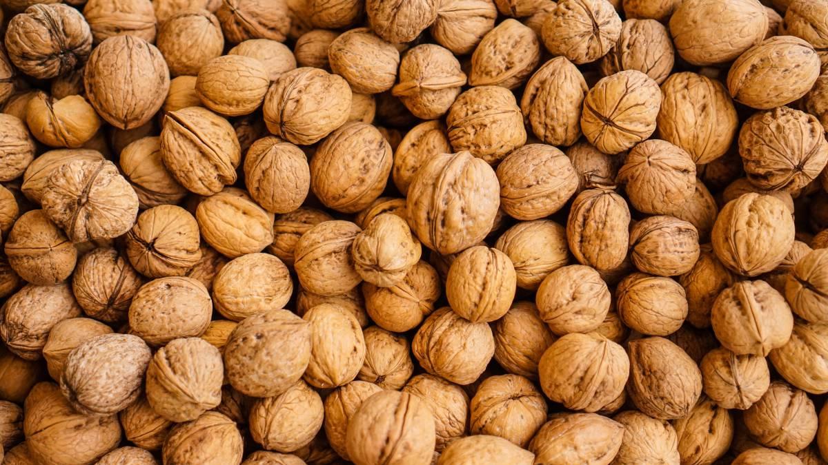 Las nueces buenas para el colesterol