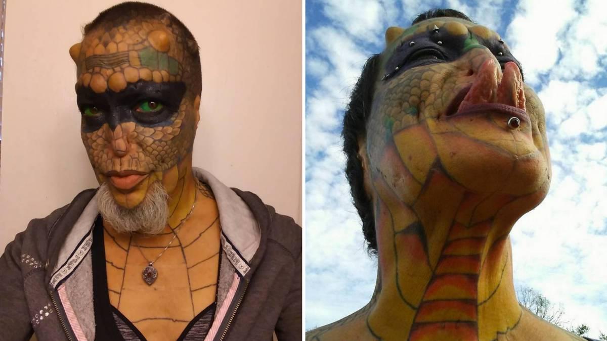 Resultado de imagen para imagenes personas que quieren parecerse a animales