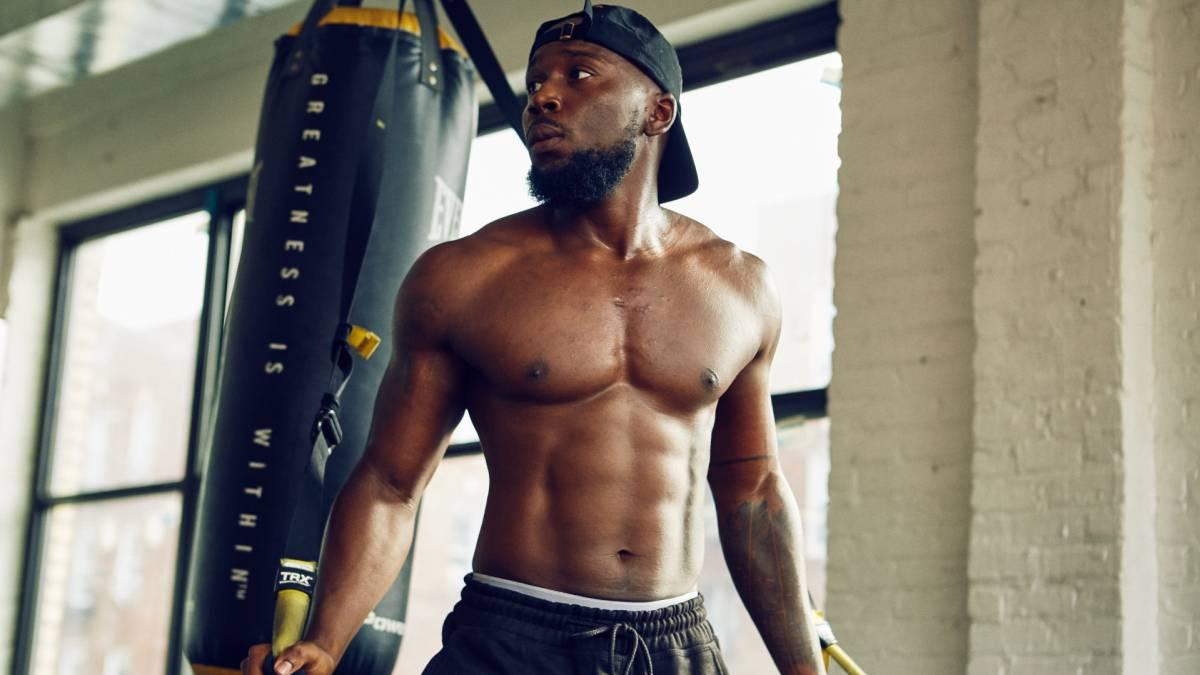 Peso perder deporte sin