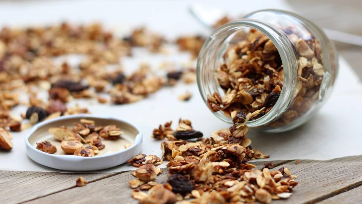 Image result for granola casera