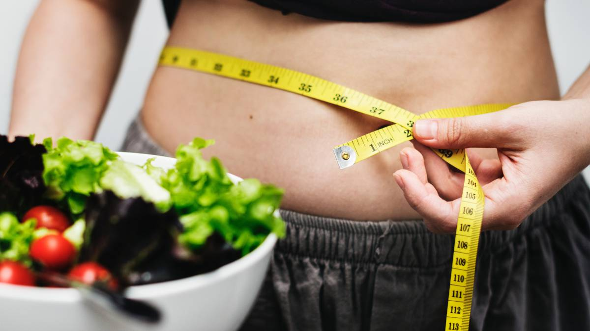 Como bajar de peso cuidando la salud
