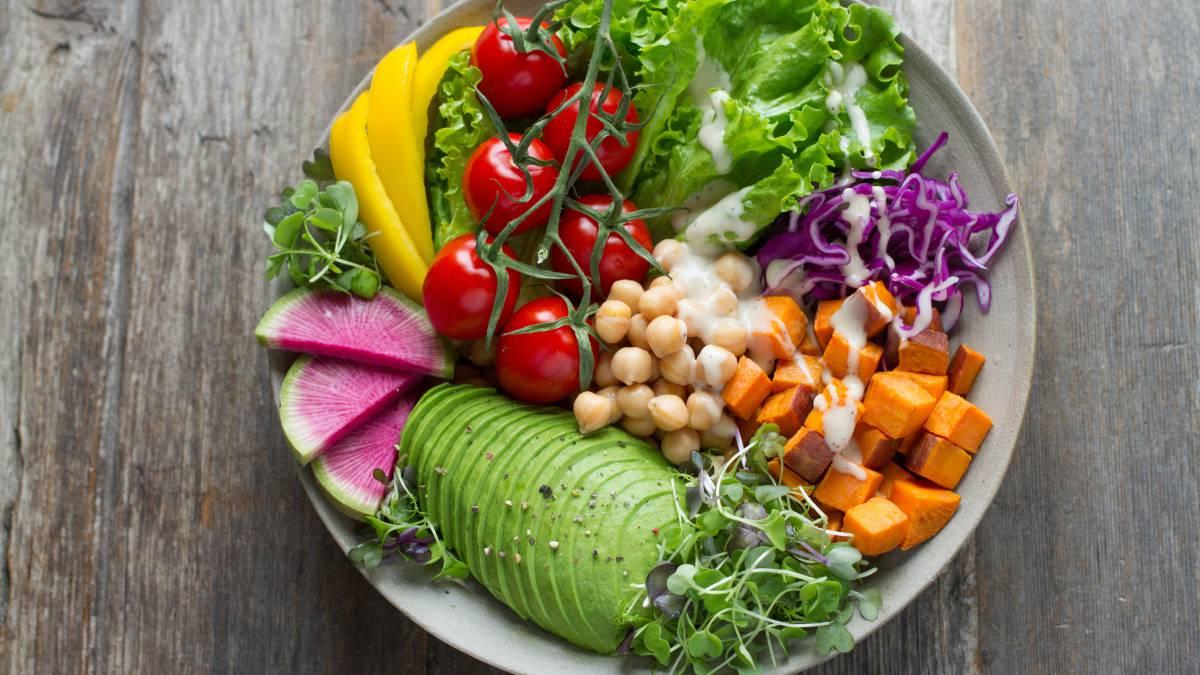 El poder de la dieta vegana: ayuda a regular el azúcar, el peso y la  saciedad - AS.com