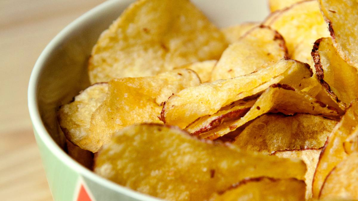Acrilamida patatas fritas mercadona