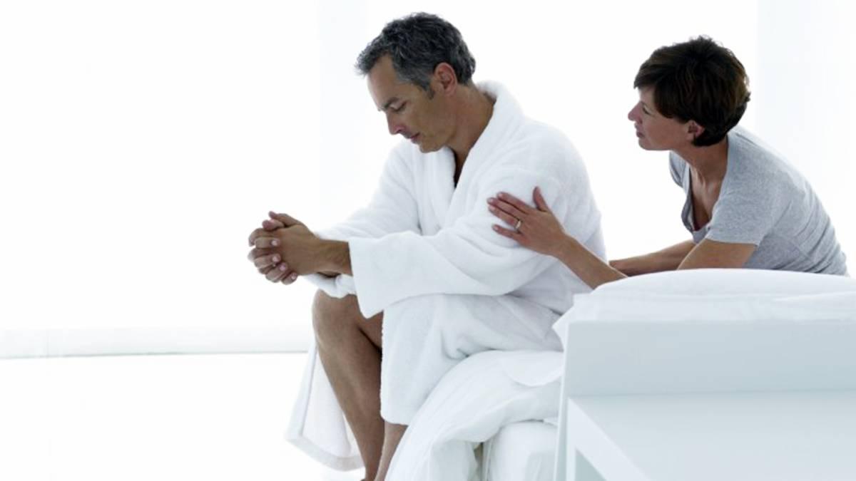 problemas de próstata incontinencia